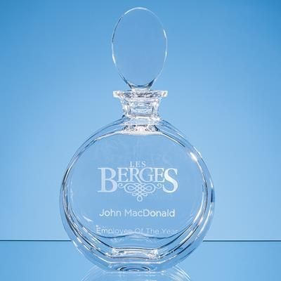 Picture of LEAD CRYSTAL ELENA ROUND SPIRIT DECANTER