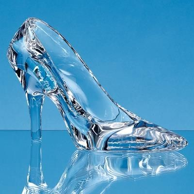 Picture of 19CM LEAD CRYSTAL STILETTO SHOE