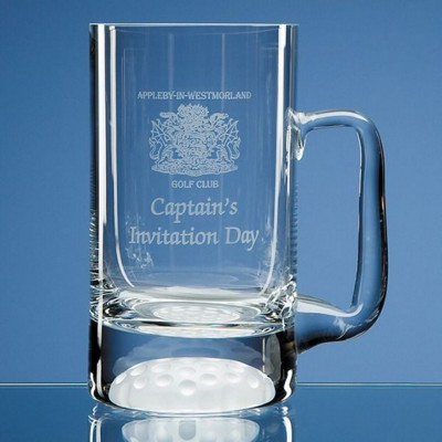 Picture of HALF PINT HANDMADE GOLF BALL BASE TANKARD