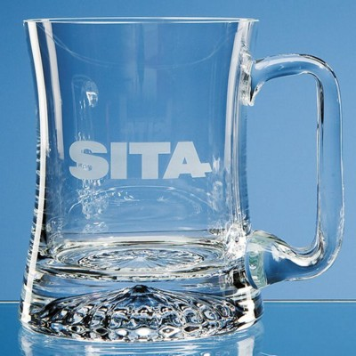 Picture of HANDMADE CURVE STAR BASE TANKARD