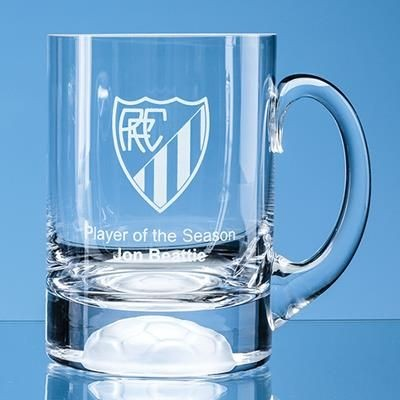 Picture of 1PT HANDMADE FOOTBALL BASE BEER TANKARD