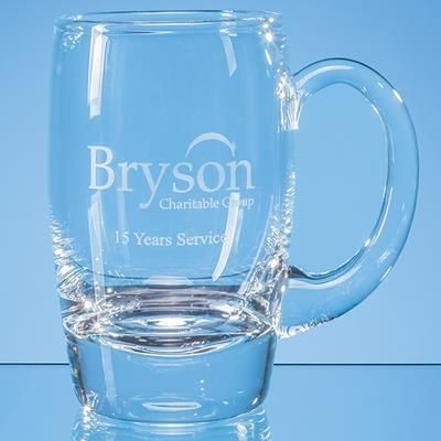Picture of HANDMADE OVAL TANKARD