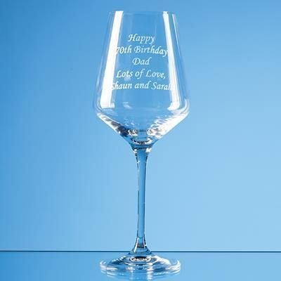 Picture of 390ML INFINITY RED WINE GLASS