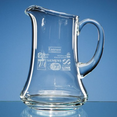 Picture of 1LTR HANDMADE ICE LIP WATER JUG
