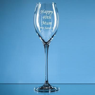 Picture of 280ML INFINITY PROSECCO GLASS