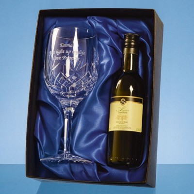 Picture of WINE & GLASS SET