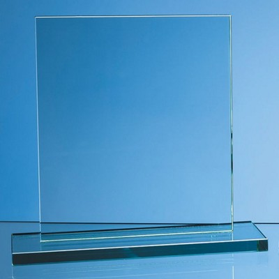 Picture of JADE GLASS RECTANGULAR AWARD