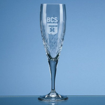 Picture of 180ML MAYFAIR CRYSTALITE PANEL CHAMPAGNE FLUTE