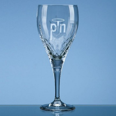 Picture of 280ML MAYFAIR CRYSTALITE PANEL GOBLET
