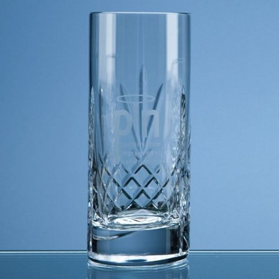 Picture of MAYFAIR LEAD CRYSTAL PANEL HIGH BALL TUMBLER