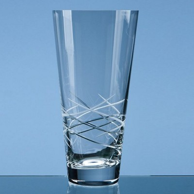 Picture of 25CM TIESTO CUT CONICAL VASE