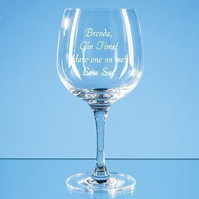 Picture of 755ML CONNOISSEUR SPANISH GIN GLASS
