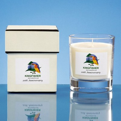 Picture of PERSONALISED SCENTED HOME CANDLE