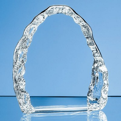 Picture of 10CM OPTICAL CRYSTAL VERTICAL ICE BLOCK