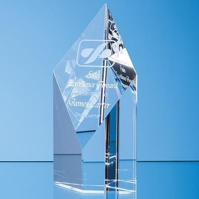 Picture of OPTICAL CRYSTAL NARROW DIAMOND AWARD