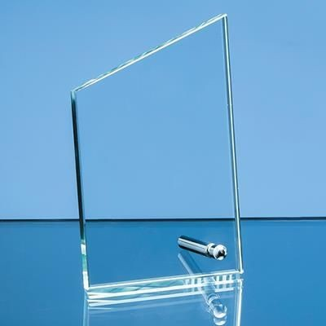 Picture of JADE GLASS PEAK TROPHY AWARD