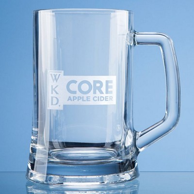 Picture of LARGE PLAIN STRAIGHT SIDED TANKARD