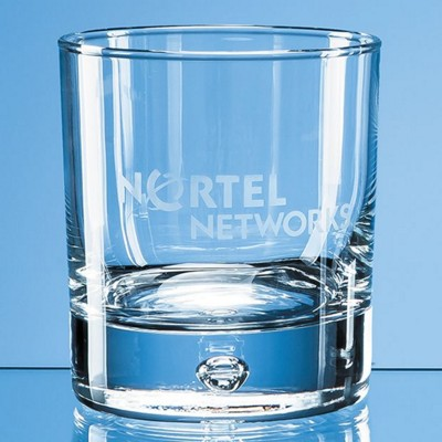 Picture of 330ML BUBBLE BASE WHISKY TUMBLER