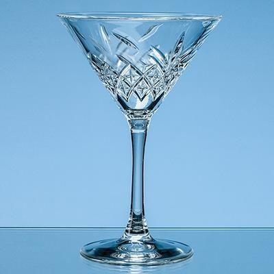 Picture of 230ML CREATIVE BAR FULL CUT MARTINI GLASS
