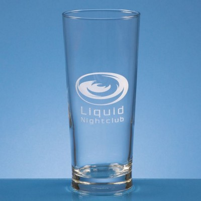 Picture of STRAIGHT SIDED BEER GLASS