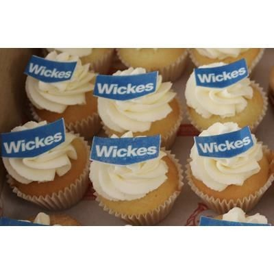 Picture of BITE SIZE BRANDED VALUE CUPCAKE