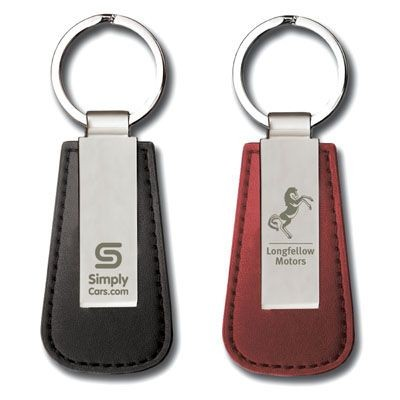 Picture of PREMIUM LEATHER KEYRING