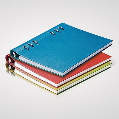Picture of FILOFAX CLIPBOOK CLASSIC BRIGHT NOTE BOOK & UNDATED DIARY