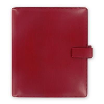 Picture of FILOFAX METROPOL ORGANIZER in Red