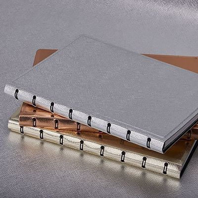 Picture of FILOFAX SAFFIANO METALIC NOTE BOOK