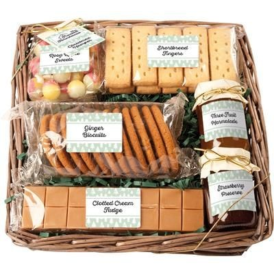 Picture of LUXURY BISCUIT CONFECTIONERY & PRESERVE CORPORATE GIFT HAMPER