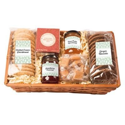 Picture of PERSONALISED SWEETS SELECTION HAMPER