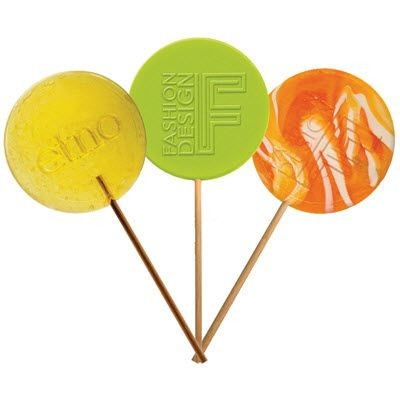 Picture of LOLLIPOP with Logo