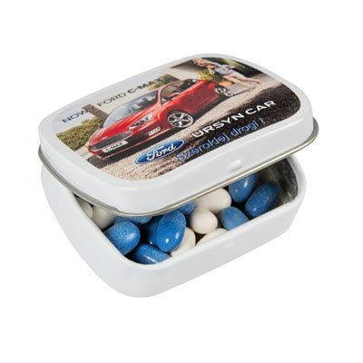 Picture of RECTANGULAR MINTS TIN