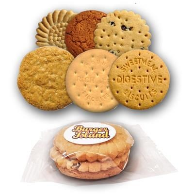 Picture of 3 BISCUIT PACK - LABEL LOGO
