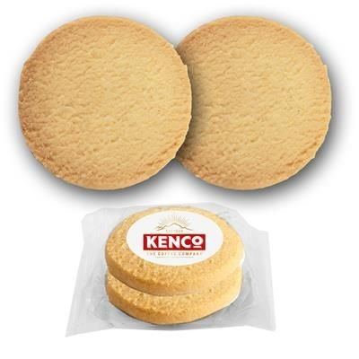 Picture of 2 SHORTBREAD PACK - LABEL LOGO