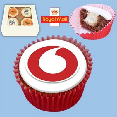 Picture of 4 PACK LOGO HOMEWORKER CUPCAKES