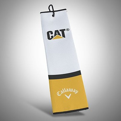 Picture of CALLAWAY CUSTOMS LUMI TRIFOLD GOLF TOWEL