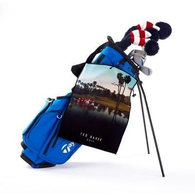 Picture of LUMI CART GOLF TOWEL