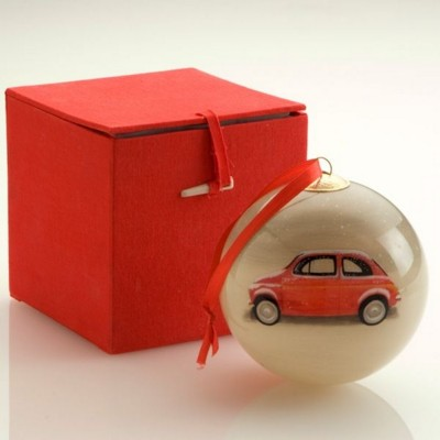 Picture of HAND PAINTED PROMOTIONAL BAUBLE