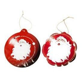 Picture of HAPPY CLAPPY PROMOTIONAL BAUBLE