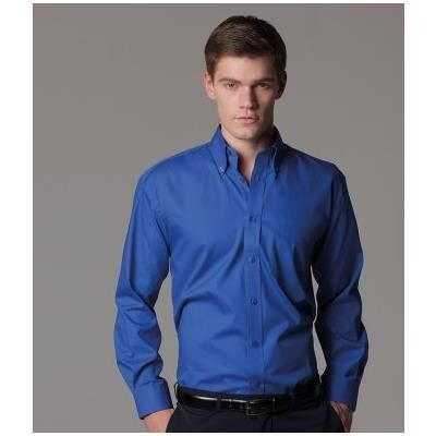 Picture of KUSTOM KIT LONG SLEEVE CORPORATE OXFORD SHIRT
