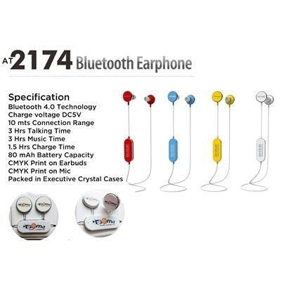 Picture of BLUETOOTH MUSHROOM EARPHONES