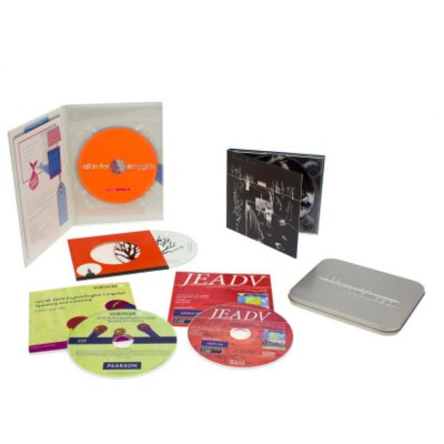 Picture of DVD PRINT & DUPLICATION