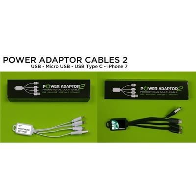 Picture of MULTI CABLE POWER ADAPTOR