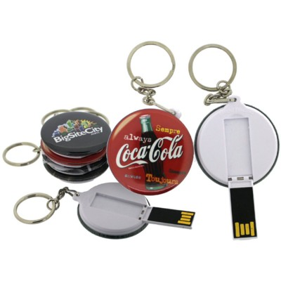 Picture of USB BUTTON FLASH DRIVE MEMORY STICK