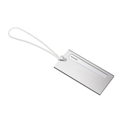 Picture of SEVILLA SILVER LUGGAGE TAG