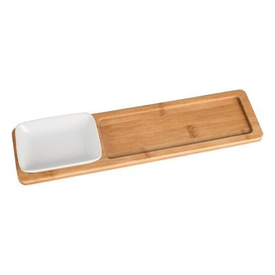Picture of LIDA BAMBOO TRAY with Plate