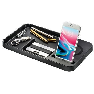 Picture of MÉRIGNAC DESK TOP ORGANIZER with Cordless Charger