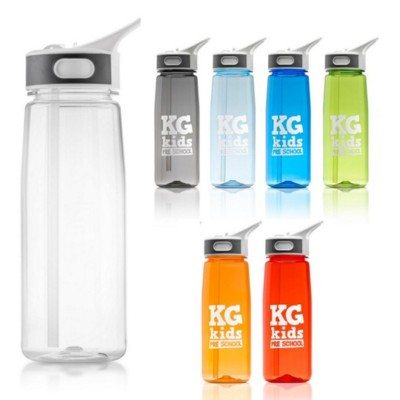 Picture of AQUA 800ML TRITAN WATER BOTTLE