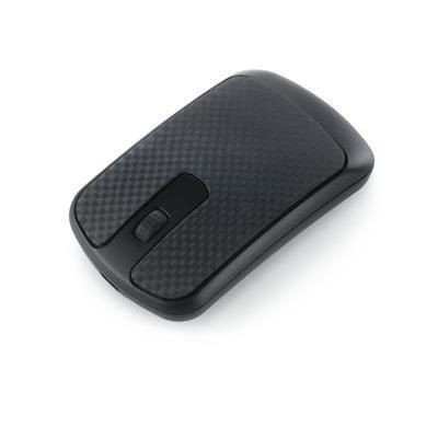 Picture of CARBON FIBRE OPTICAL MOUSE in Black